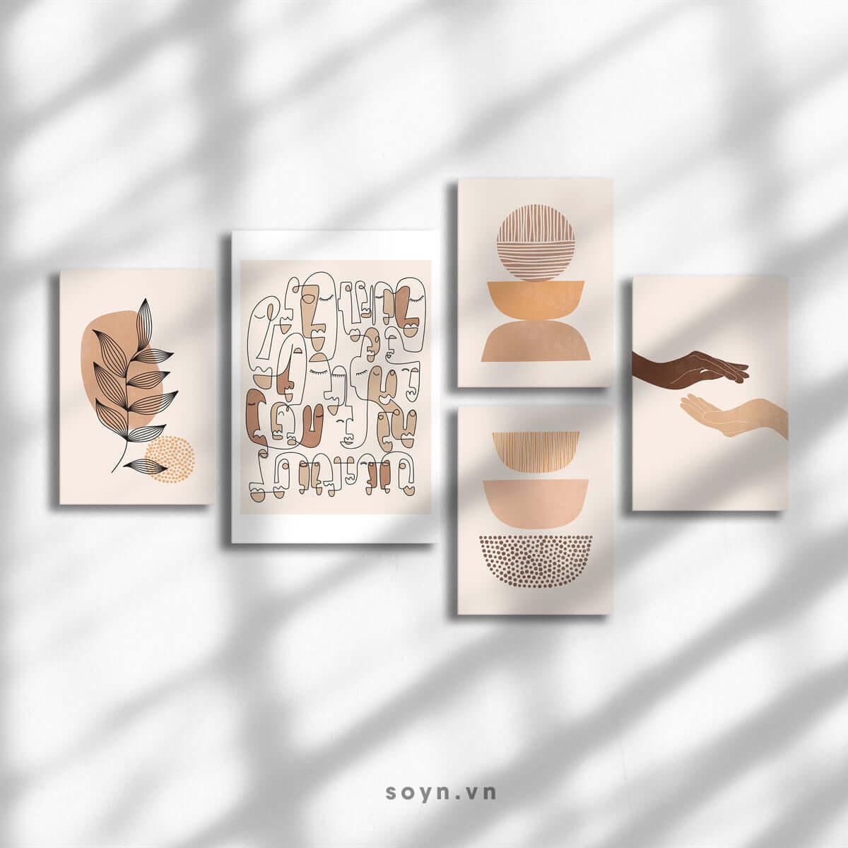 Hội họa tối giản, phong cách tối giản trong hội họa