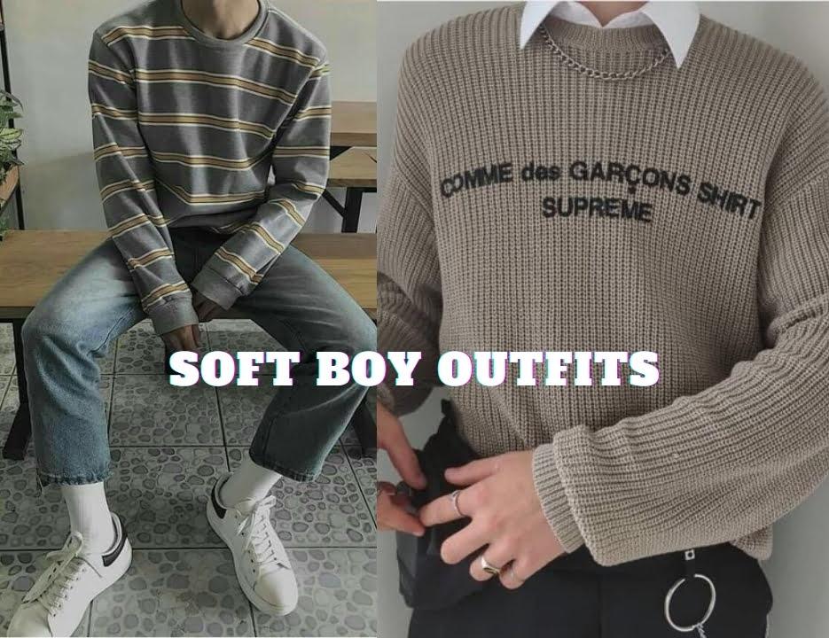 Cách phối đồ Soft boy aesthetic style