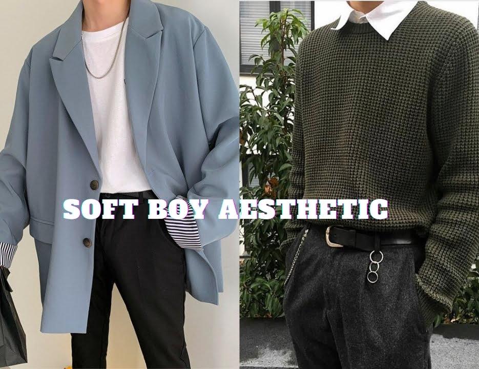 Soft boy phong cách thời trang làm mưa gió trên mạng xã hội
