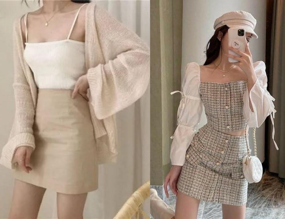 Phong cách Soft girl dresses
