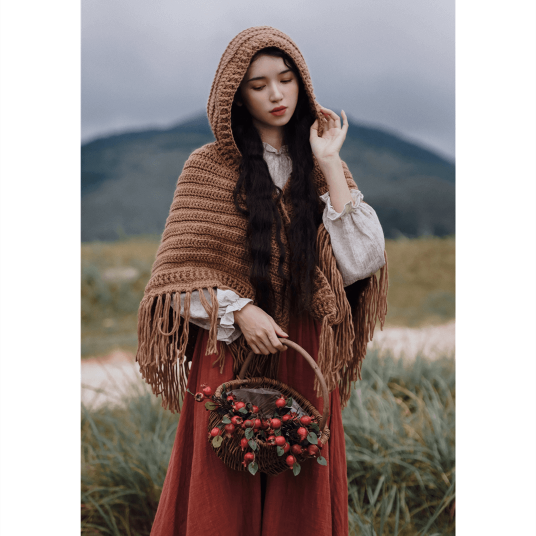 Phong cách Cottage aesthetic girl