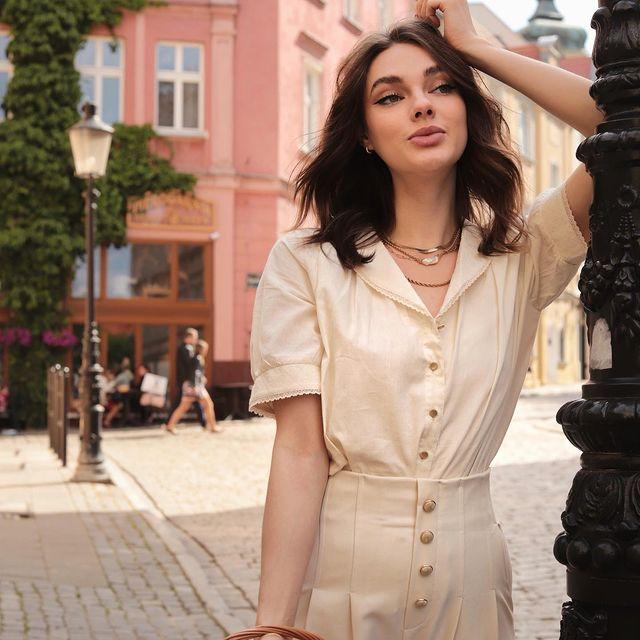 Cách phối đồ chuẩn thời trang quý cô Paris