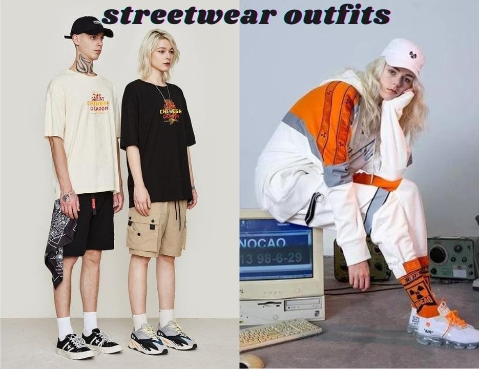 Phong cách ăn mặc streetwear