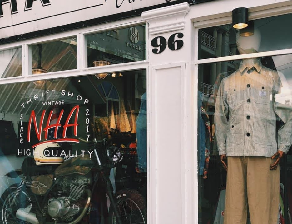 Thrift shop – Phong cách độc đáo, thỏa sức sáng tạo