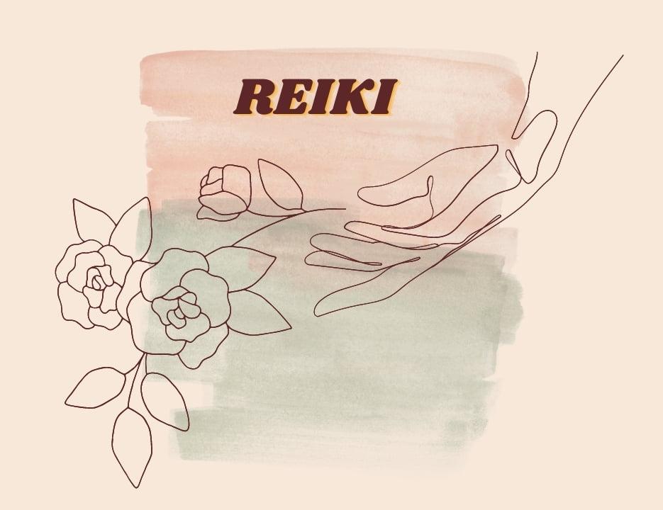 Phương pháp chữa lành bềnh bằng năng lượng Reiki