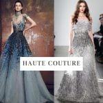 Váy dạ hội cao cấp thời trang Haute Couture