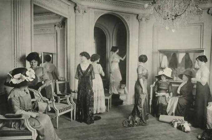 Nhà thời trang Jacques Dussell