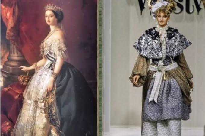 Nghệ thuật thời trang Vivienne Westwood