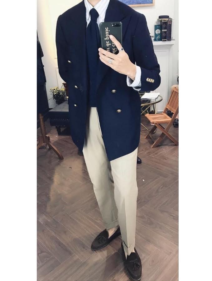 Phong cách sartorial phát triển trở thành một tiêu chuẩn thẩm mỹ về tính trang trọng của thời trang nam